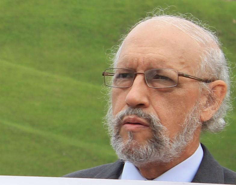 Abogado Donaldo Sousa, asesor jurídico del Comité de Residentes de Punta Pacífica