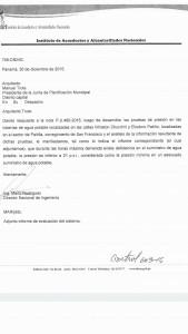 Informe del Idaan - deficiencia de presión de agua en calle Winston Churchill