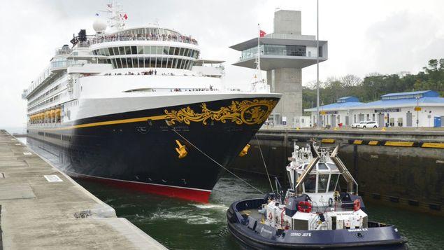 En esta temporada se prevé que pasen unos 18 cruceros por el Canal Ampliado.