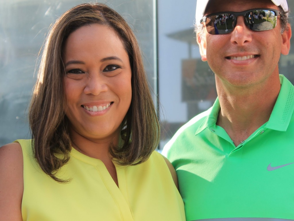 Raquel González y Alberto Motta III | Foto: Andreina Rodríguez