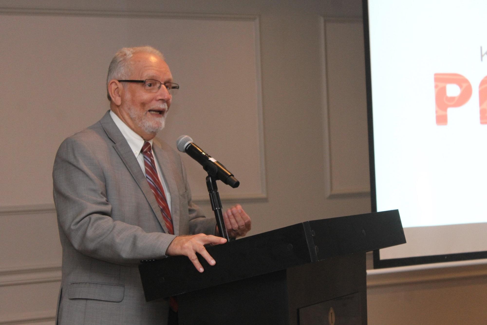 Jorge Arosemena, director general de Ciudad del Saber.