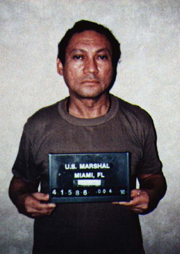 Noriega preso Estados Unidos