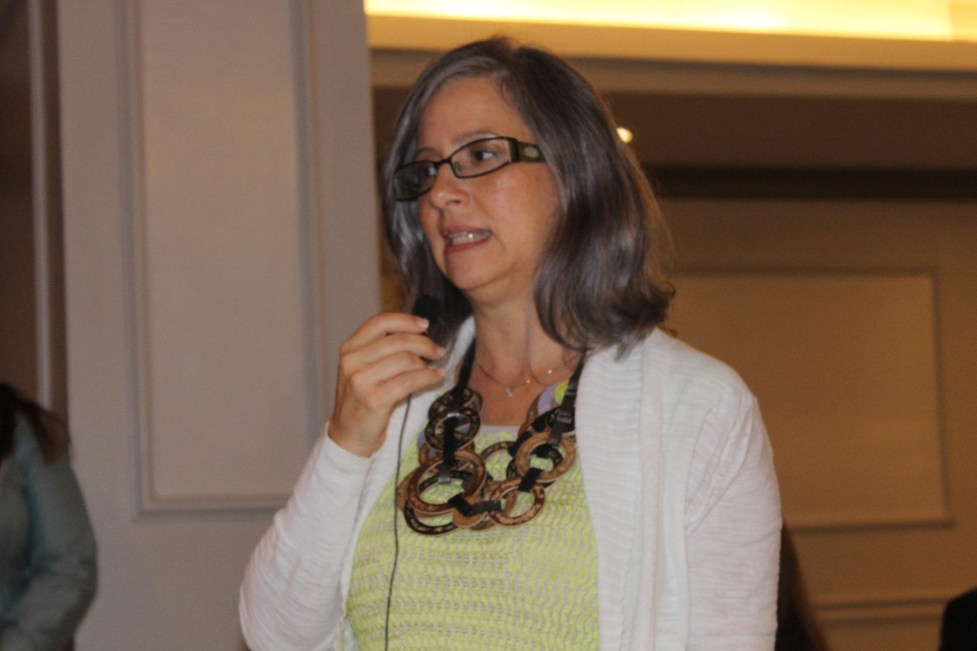 Selina Baños, directora de Cooperación Internacional del Ministerio de Asuntos Extranjeros.