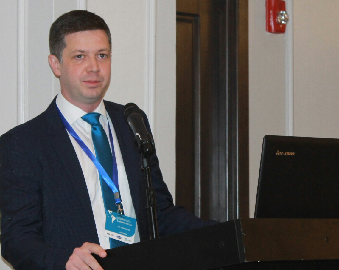 Gleber Martins, director de Global Soluciones destacó que esta nueva herramienta atraería mayor confianza en las inversiones e intercambios comerciales.