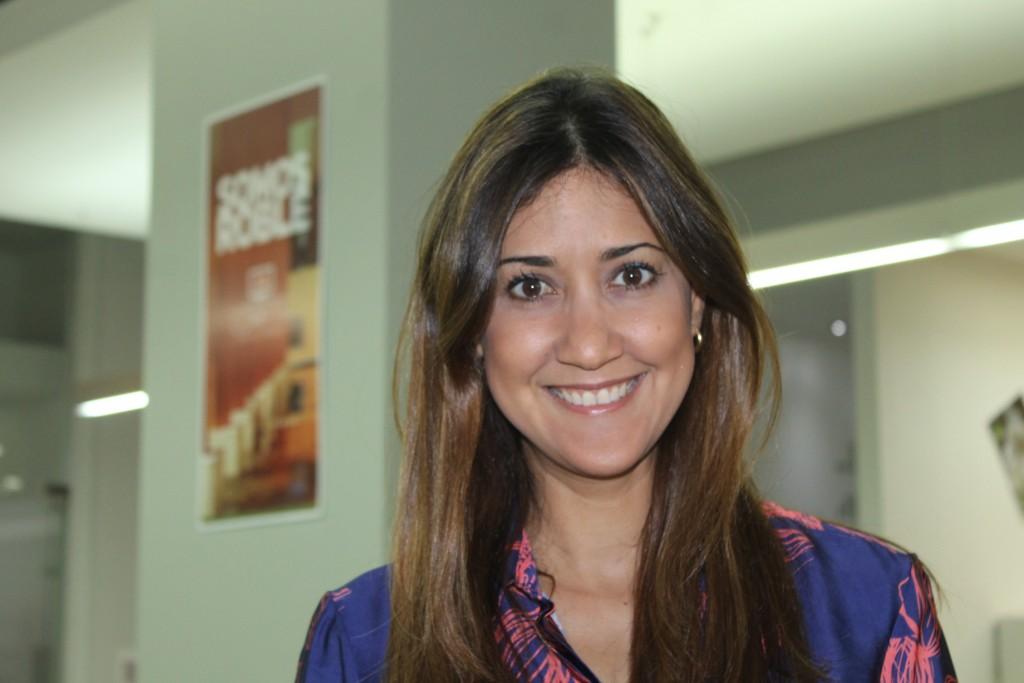 Jaravy Rosales, gerente de Comercialización y Mercadeo de Grupo Roble