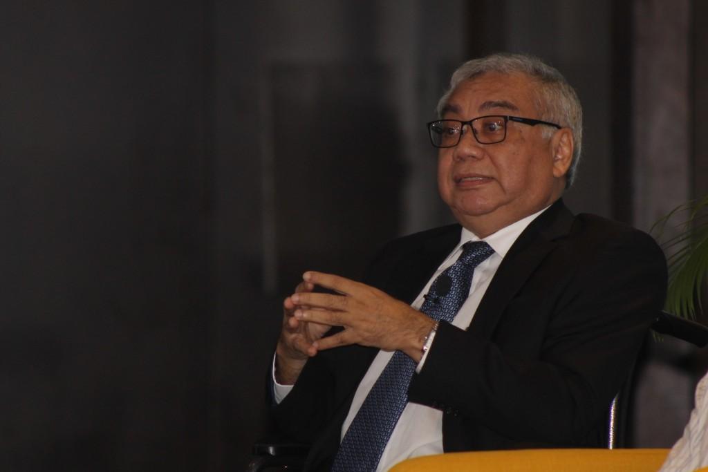 Jorge Eduardo Ritter, ex canciller de Panamá | Foto: Andreína Rodríguez