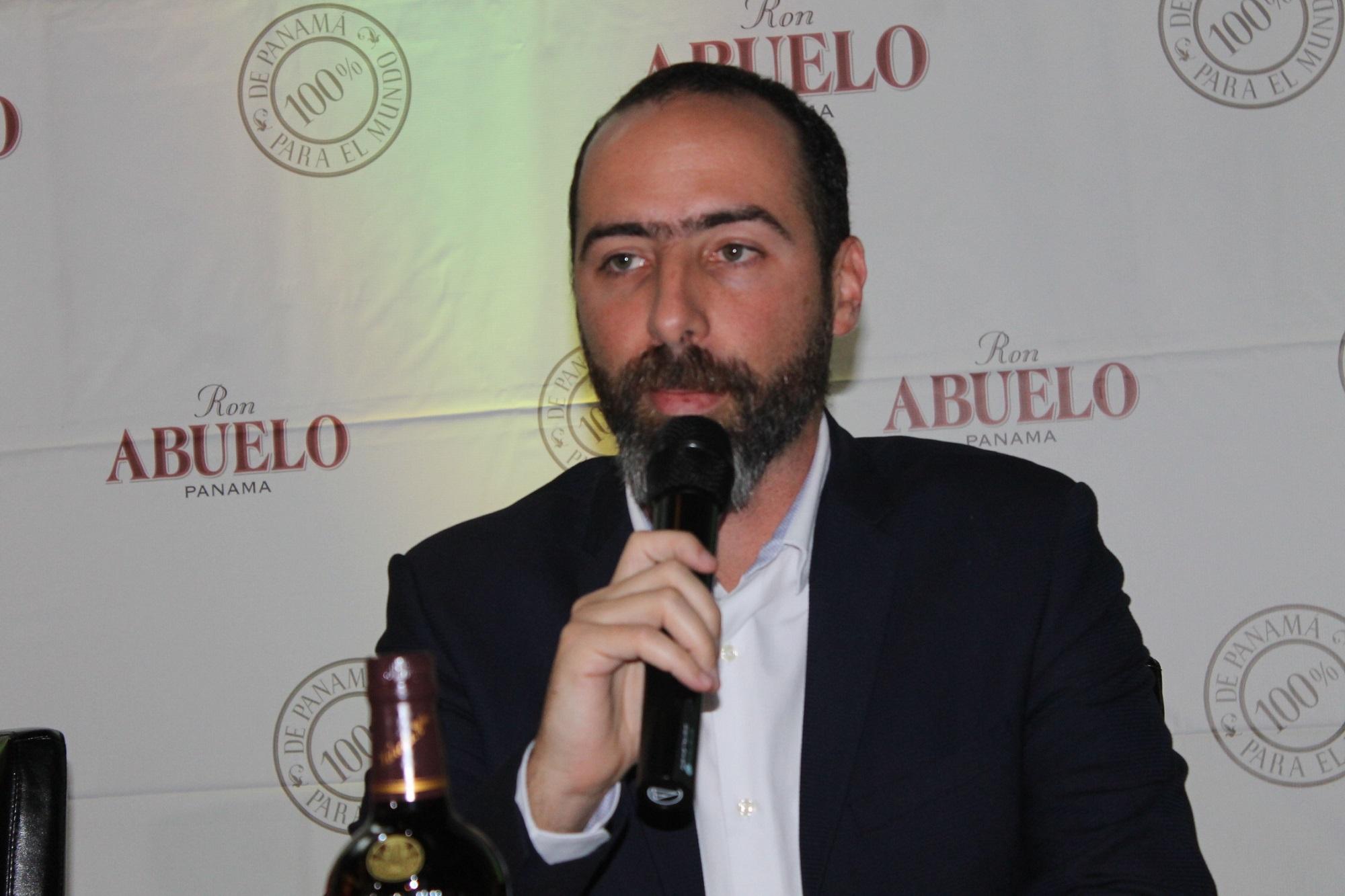 José Miguel García, gerente de marca de Ron Abuelo-2