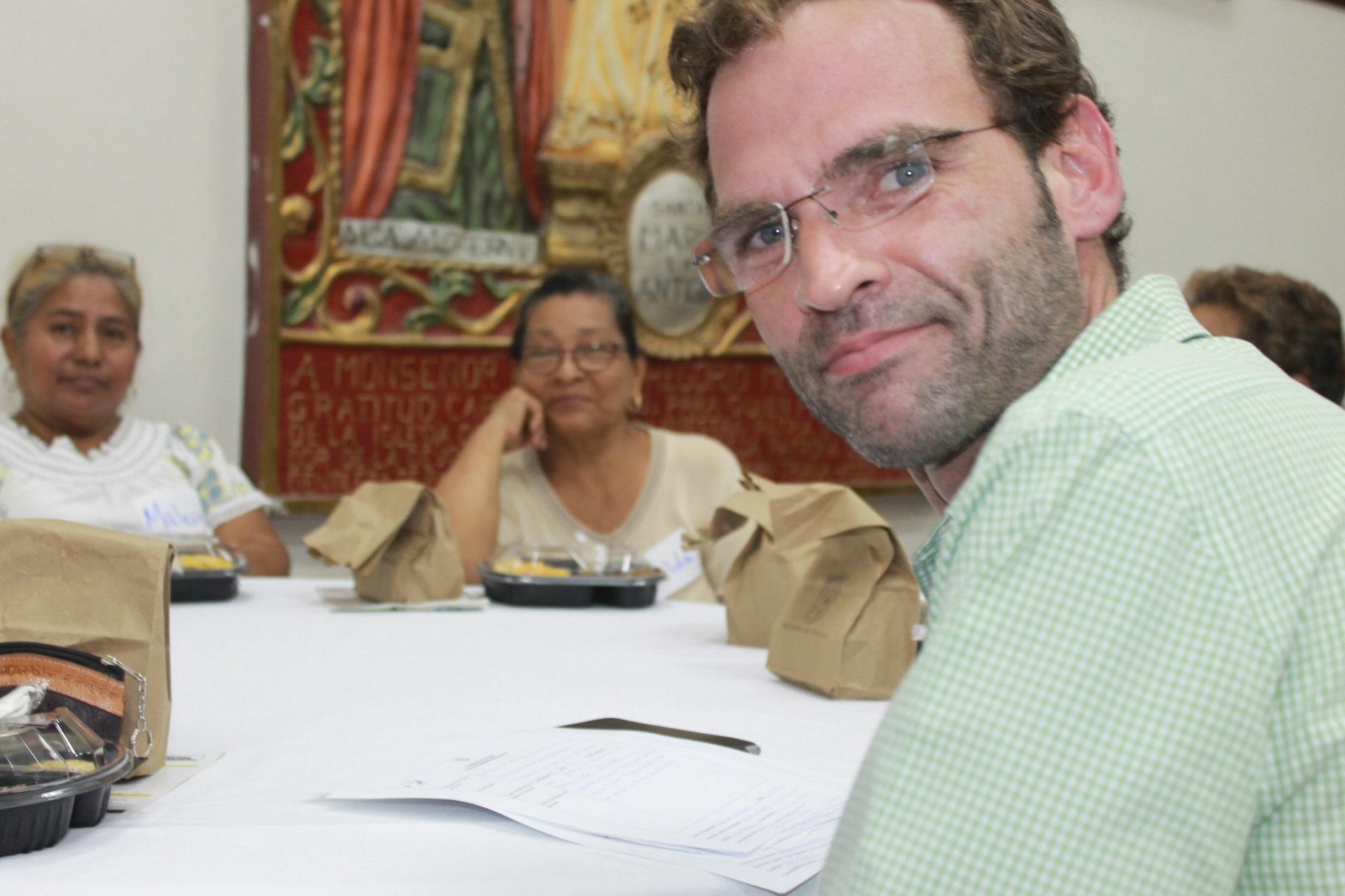 Juan Carlos García, arquitecto de la DPU del municipio recomienda apostar por un buen proyecto que diluir los recursos en varios sin suficiente alcance.