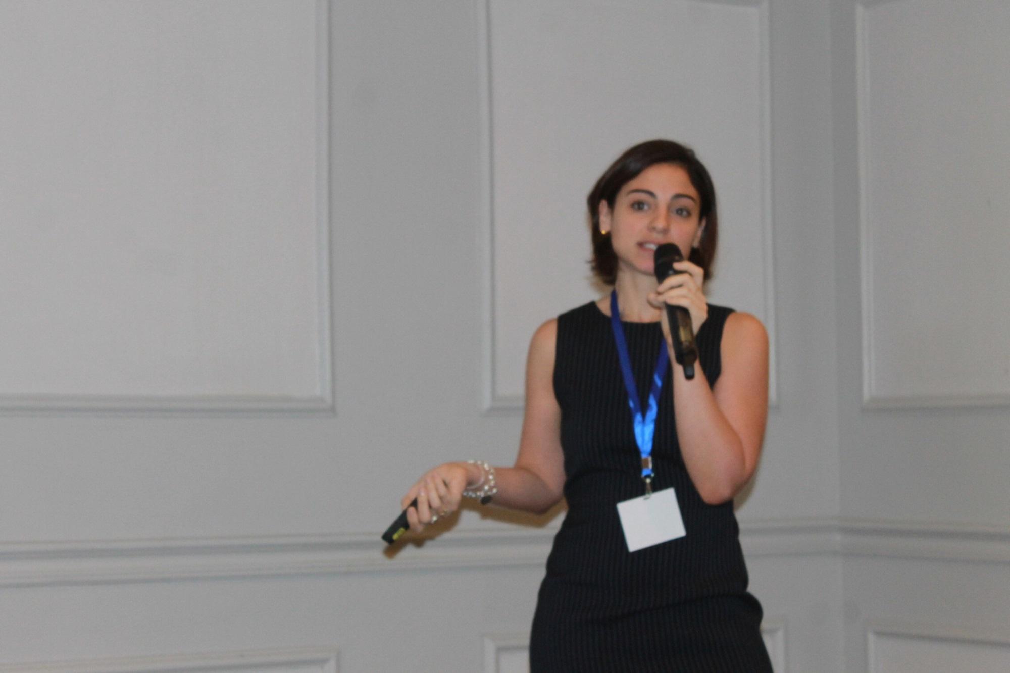 Natalia Ruiz, consultora de prevención de fraudes.
