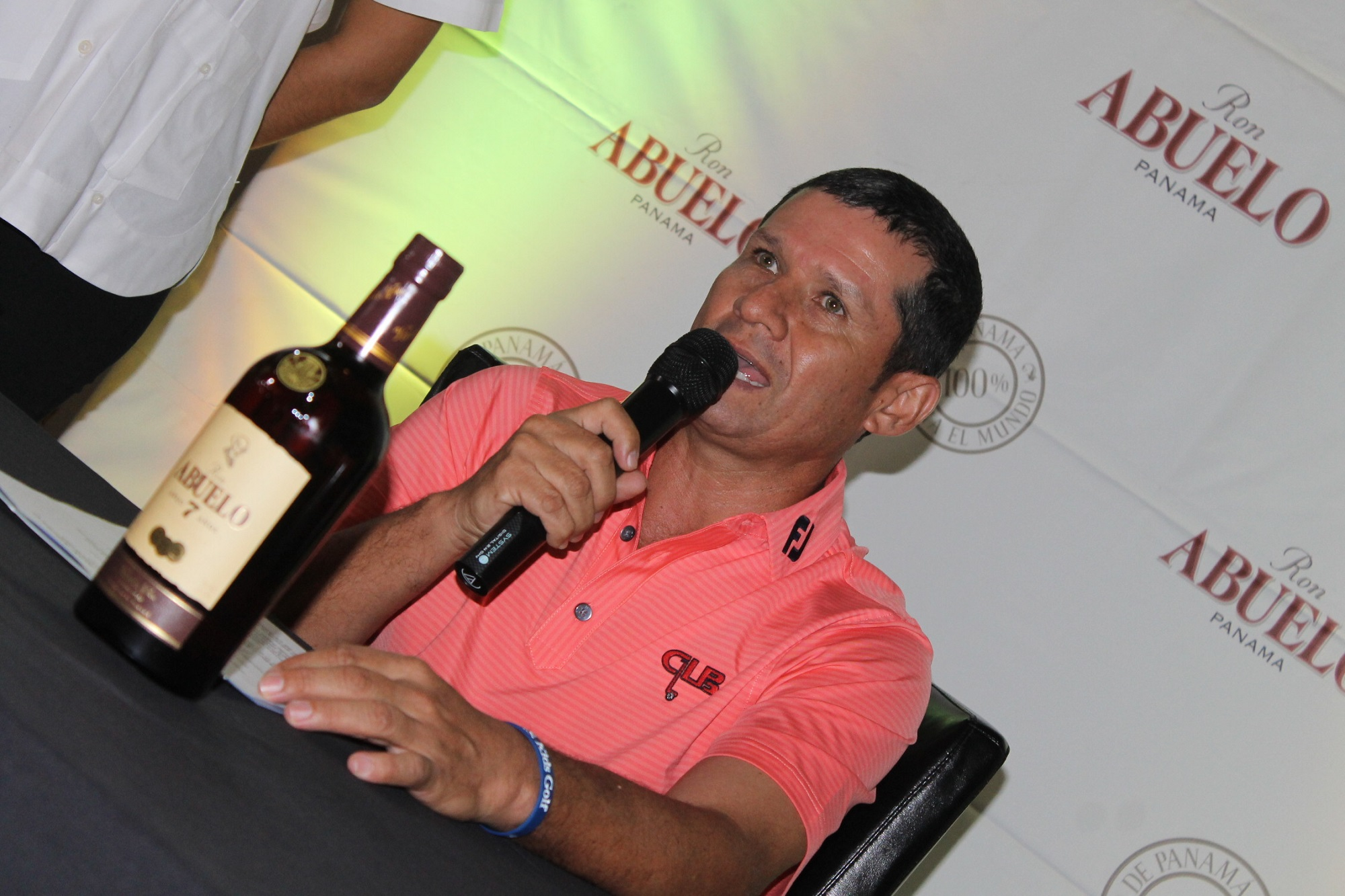 Wilman Beltrán, director de golf del Club de Golf de Panamá