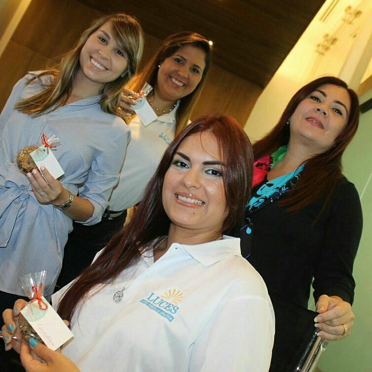 Siete chef reposteras lanzan también una línea de galletas especialmente creadas para la ocasión | Foto: Andreina Rodríguez