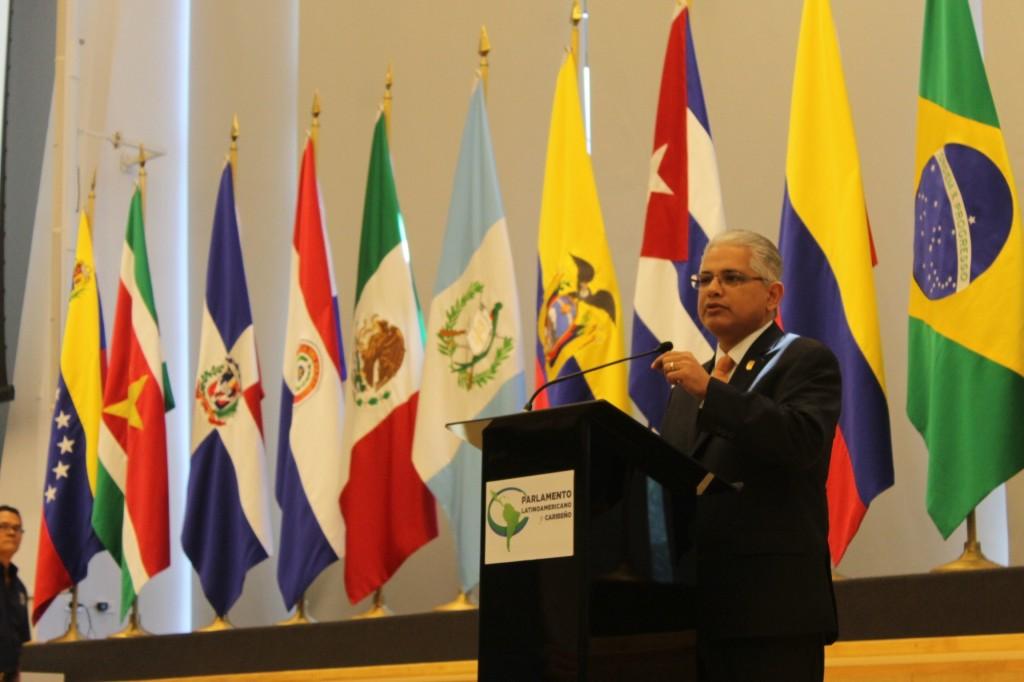 Alcalde José Blandón presenta los proyectos durante sus tres años de gestión