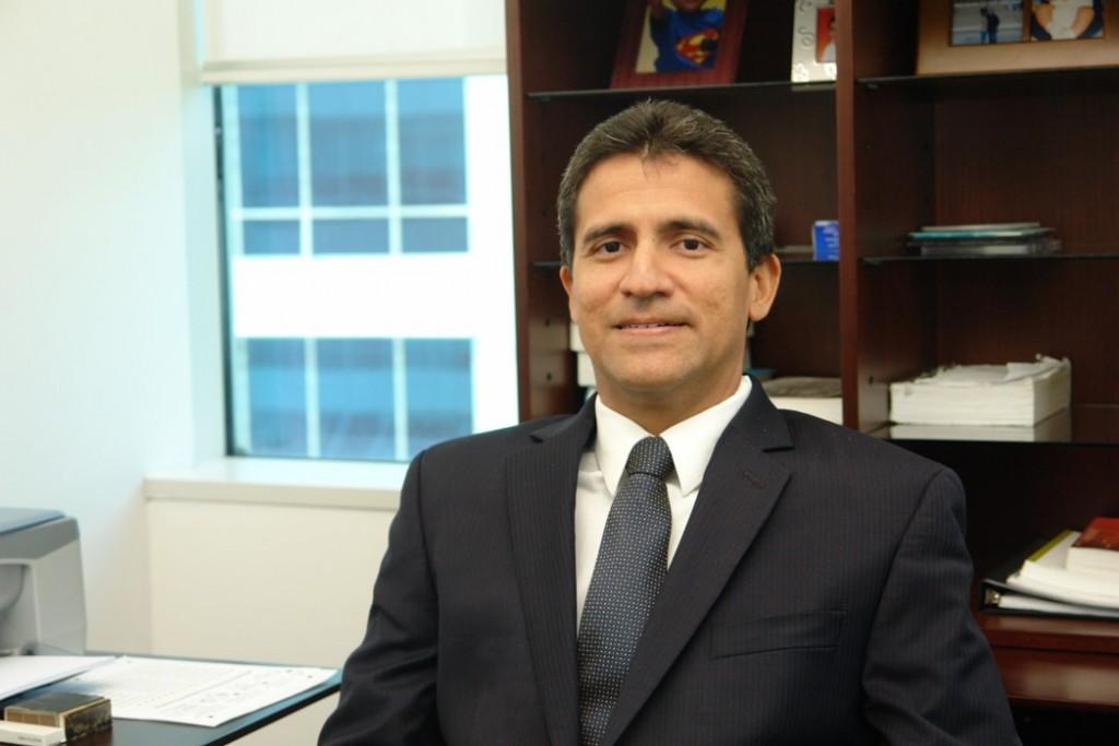 Rafael Ríos, vicepresidente de Ingeniería de ENSA.