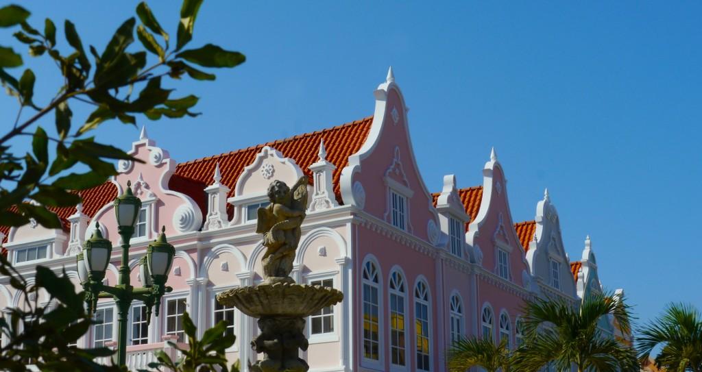 La arquitectura de Curazao es fundamentalmente holandesa.