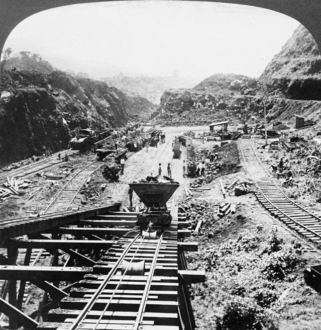 Luego de varios intentos y proyectos, los norteamericanos lograron hacer realidad el Canal.