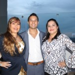 Lizzie Potes, Gustavo Berrios, Lily Vargas, Business and Realty Corp.