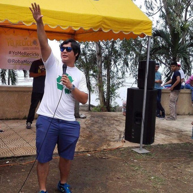 Rafael Luck fue fundador y presidente de Costa Recicla | Foto: cortesía