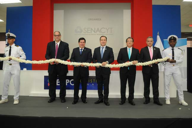 Expo logística inauguración