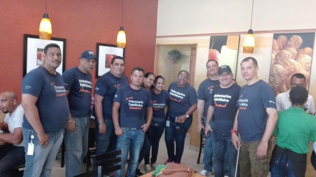 El Banco de Alimentos Panamá es una organización sin fines de lucro que trabaja arduamente por mitigar el hambre en Panamá   Foto: BAP