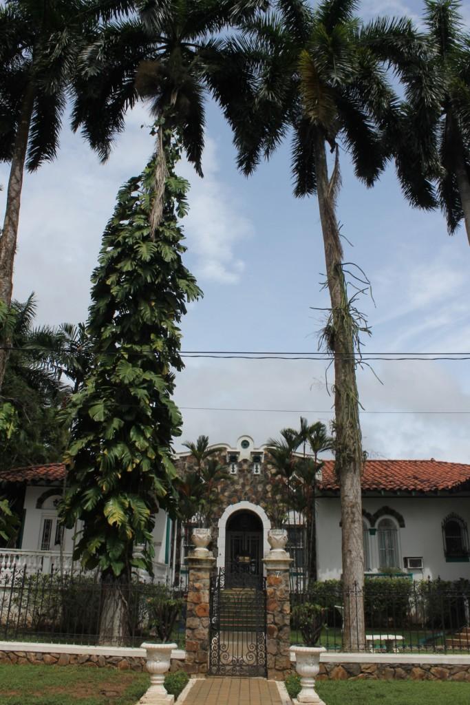 Otras residencias habitadas conservan el esilo original del barrio.